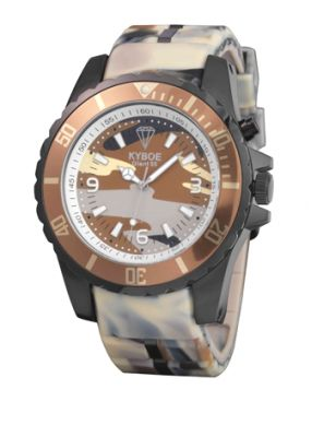 Часы KYBOE Camouflage series CS-003