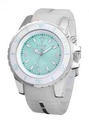 Наручные часы Kyboe с белым корпусом