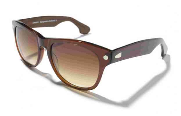 Солнцезащитные очки KYBOE morgan ||| dark 'n' stormy