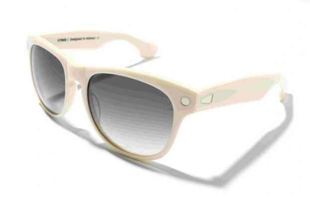 Солнцезащитные очки KYBOE morgan ||| pina colada бежевого цвета